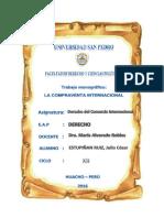 LA COMPRAVENTA INTERNACIONA - MONOGRAFÍA.docx