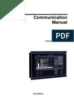 DCU 305 R3 and R3 LT Communication Manual