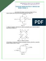 Ejercicicios de Teoría de Polo y Círculo de Mohr