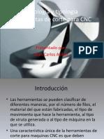 Tecnologia y Tipologia Herramientas de Corte Para CNC