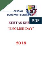 Kertas Kerja English DAY Latest
