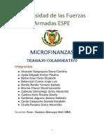 Trabajo Grupal Nº1 Microfinanzas