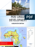 Peri Urban Development-Bintan