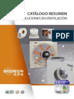 Catalogo Resumen Soluciones Ventilacion SODECA
