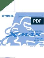 Yamaha Xmax 400 Manual