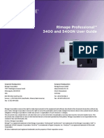 Professional 5400N and 3400 User Guide