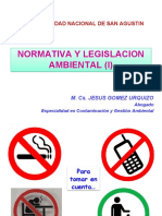 Normativa y Legislacion I