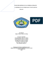 Program Praktik Klinik Keperawatan Medikal Bedah II 2018 New