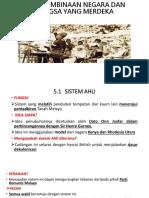 Bab 5 Pembinaan Negara Dan Bangsa Yang Merdeka