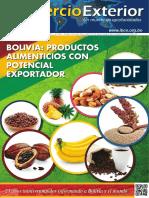Ce 230 Bolivia Productos Alimenticios Potencial Exportador