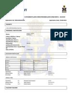 Application MRS194053011N