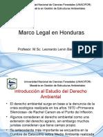 Marco Politico Legal de Honduras