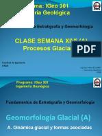 Geomorfologia glaciar
