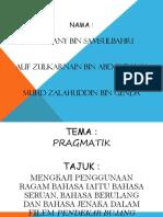 Slide Bahasa Melayu
