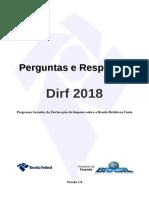 Dirf2018 Perguntas&Amp;Respostas Final