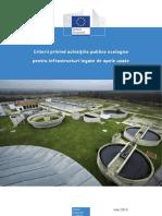 Criterii achizitii publice ecologice