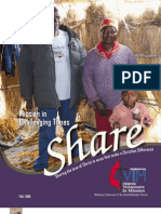 SHARE Magazine Fall 2010