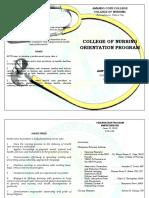 General Orientation Program