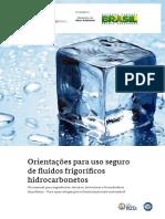 Orientações Para Uso Seguro de Fluidos Frigoríficos Hidrocarbonetos