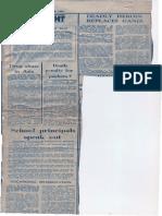 The Pusher and I, Weekend INSIGHT - WEEKEND, Sunday, November 6, 1983, Colombo, Sri Lanka. Part I