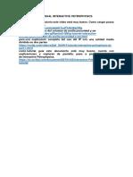 Material Audiovisual Interactive Petrophysics