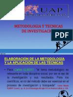 Sesion 13 Metodos y Tecnicas Criminologicas