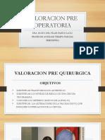 2 Valoracion Pre Operatoria