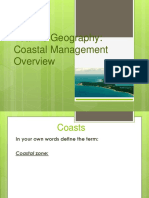 coastal managment- week 6
