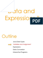 Data and Expression 2