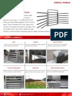 Corral Panels Catalog