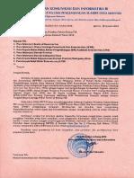 Informasi Kegiatan Pelatihan Teknis Bidang TIK Di BPPTIK Kementerian Kominfo Tahun 2018