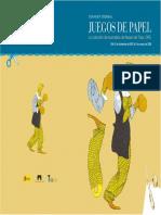 2007 Juegos de Papel Catalogo