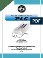 01. Cover Modul Pembelajaran PLC