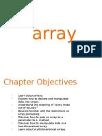 7 Array