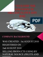 Organization of Mfsb Miss Balqis