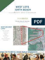 West Lots DKP Commission 6-22-18