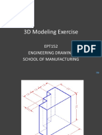 3D Modeling Exercise