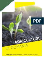 2017 Agriculture Romania