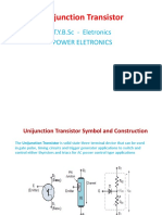 Power Eletronics-UJT
