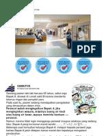 Materi Diklat-Mutu Pelayanan Rumah Sakit 2018