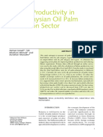 Azman Ismail, Siti Mashani Ahmad, Zuraihan Sharudin - Unknown - Labour Productivity in the Malaysian Oil Palm Plantation Sector