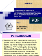 Dicky Irwanto - Powerpoint Skripsi