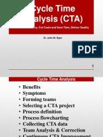 cycle time analysis