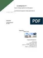 Final Report (F9) Unit 10 LO1-2