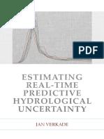 Verkade2015estimating Predictive Hydrological Uncertainty