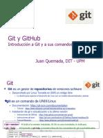 Git y GitHub