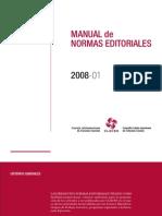 Manual de Normas Editoriales CLACSO