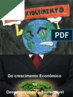 Desenvolvimento sustentável 2010 - parte 1