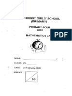 Primary 4 Mathematics