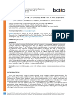 Predicting Software Flaws With Low Complexity Models Based on Static Analysis Data